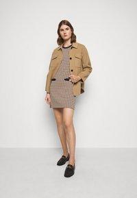 Claudie Pierlot - GAYA - Short coat - camel - 1