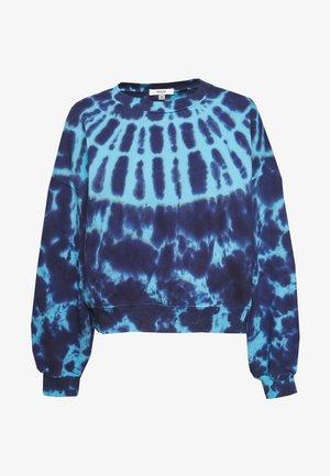 BALOON SLEEVE - Bluza - dark blue