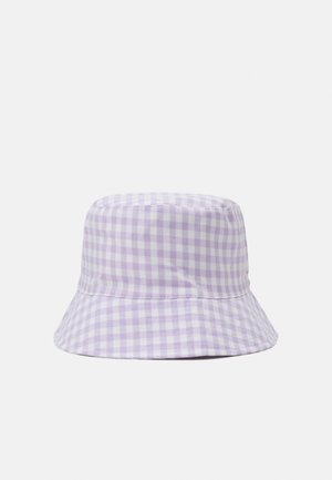 PCLAYA BUCKET HAT - Hat - orchid/bright white