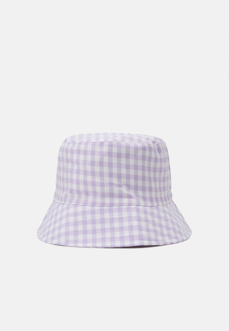 Pieces - PCLAYA BUCKET HAT - Hat - orchid/bright white