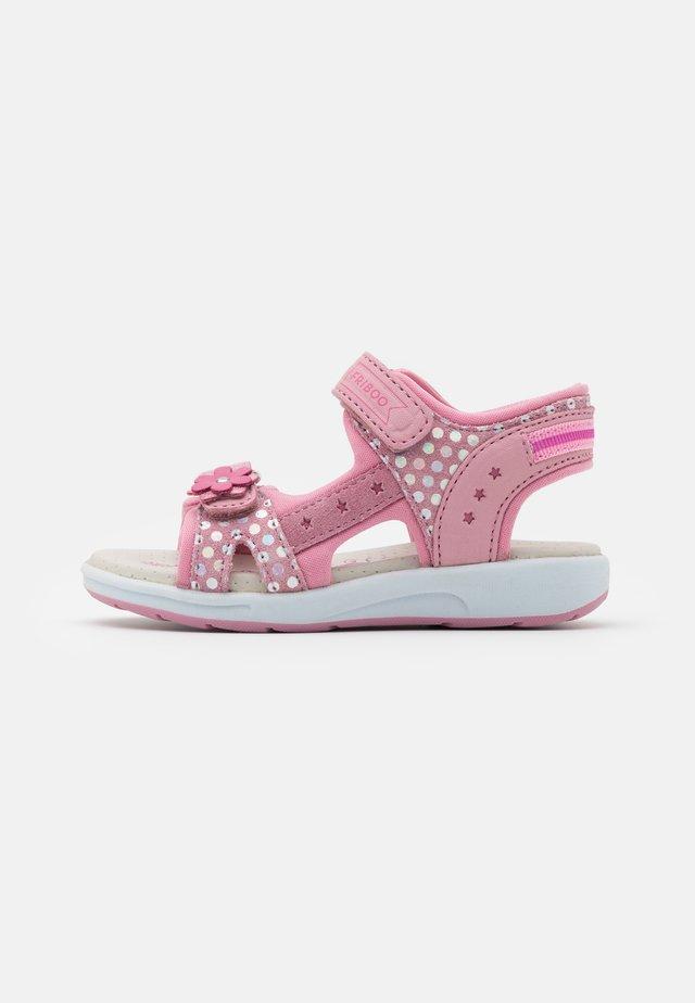 LEATHER - Sandalias - light pink