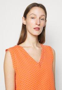CECILIE copenhagen - DRESS - Denní šaty - flush - 3