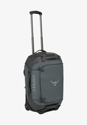 TRANSPORTER - Wheeled suitcase - grey