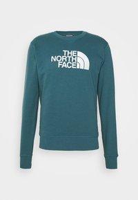 The North Face - DREW PEAK CREW - Mikina - blue - 5