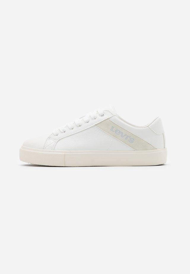 WOODWARD - Zapatillas - regular white