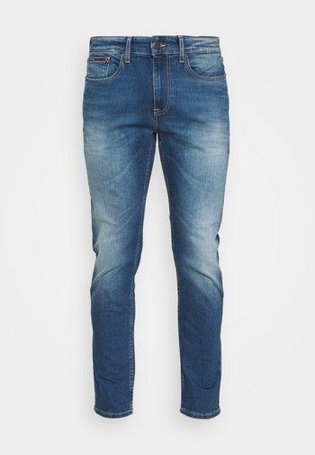 AUSTIN SLIM - Slim fit jeans - wilson mid blue