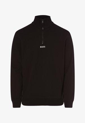 ZAPPER - Sweatshirt - schwarz