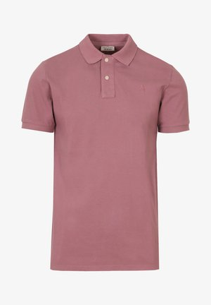 Poloshirt - light burgundy