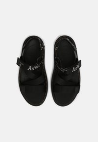 Dr. Martens - KIMBER - Platform sandals - black hydro/white/light grey - 4