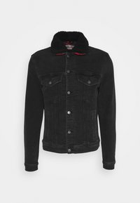 Tigha - HIRON - Denim jacket - vintage black - 0