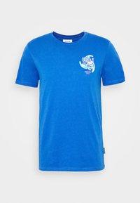 YOURTURN - UNISEX - T-shirt med print - blue - 4