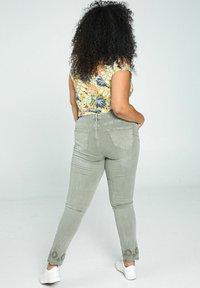 Paprika - Jeans Skinny Fit - khaki - 2
