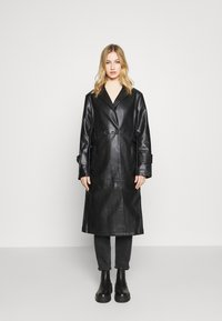 4th & Reckless - LANCER - Trenchcoat - black - 0