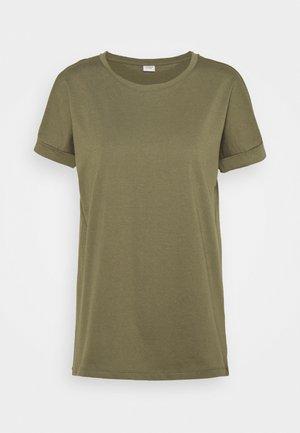 JDYLOUISA NEW LIFE - Basic T-shirt - kalamata
