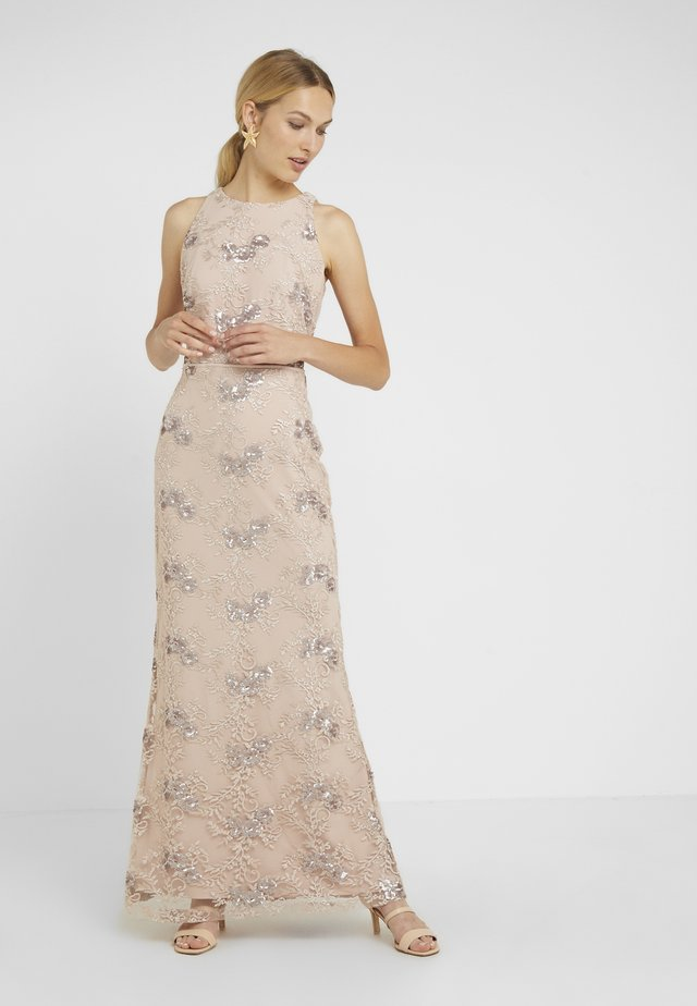 Occasion wear - rose dust