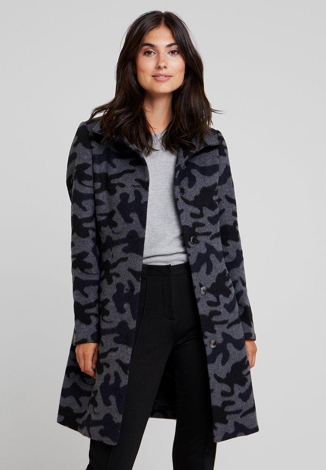 Płaszcz wełniany /Płaszcz klasyczny - anthracite