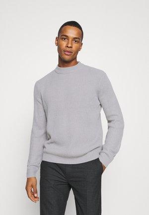 DYLAN  - Stickad tröja - light grey