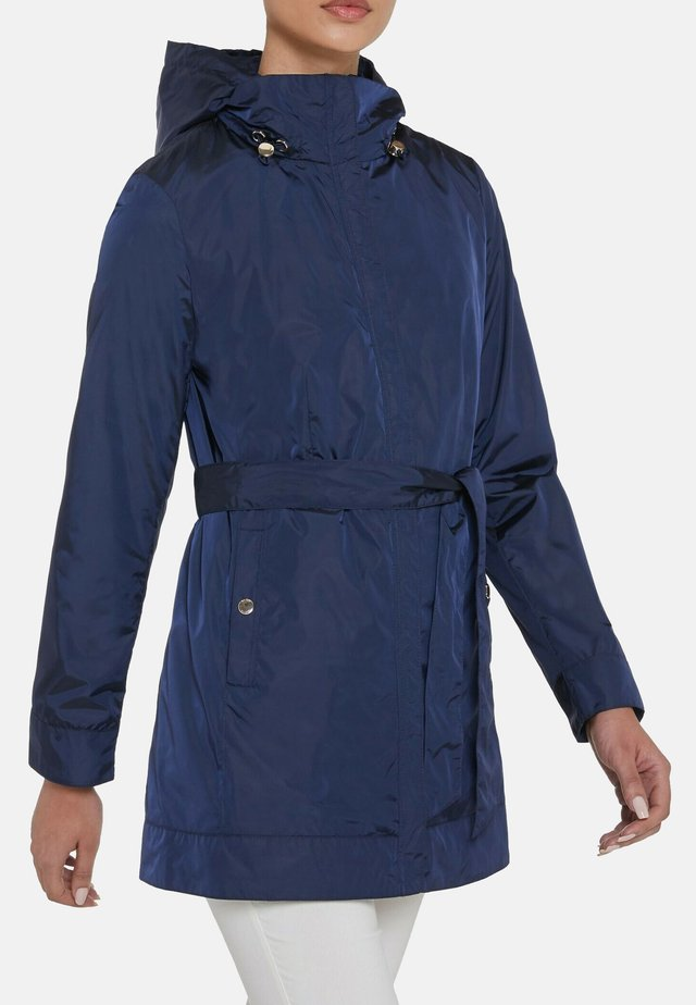 Parka - peacot navy f