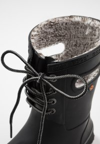 Bogs - AMANDA PLUSH LACE - Winter boots - black - 2