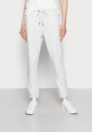 BESS SWEAT PANTS - Træningsbukser - light grey melange