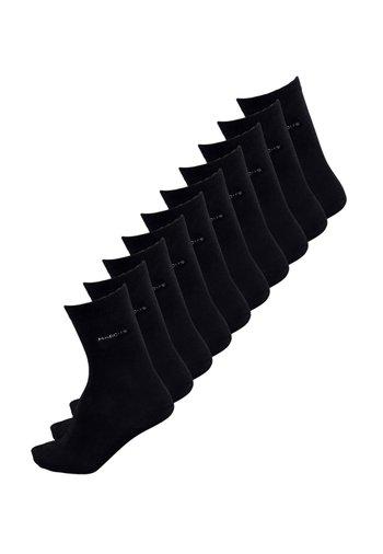 10 PACK - Socks - black