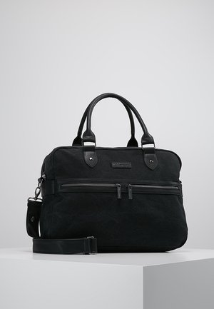 KIDZROOM READY DIAPERBAG - Baby changing bag - black