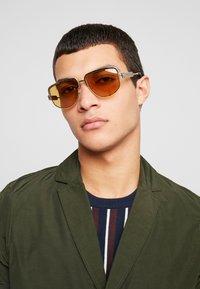 Gucci - Sunglasses - gold-coloured/yellow - 1