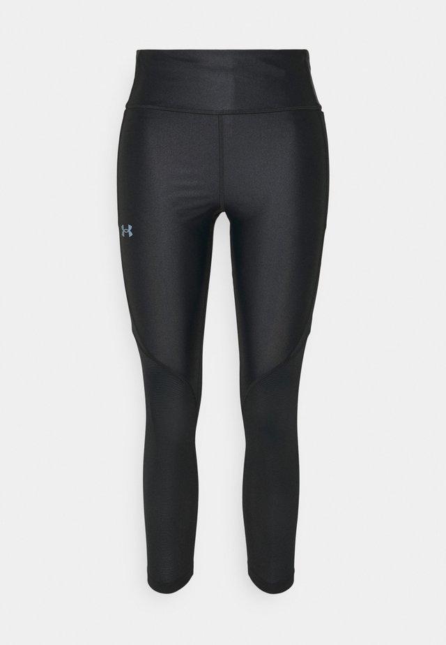 ISO CHILL RUN - Collants - black