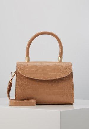 MAYA MINI BAG - Handbag - brown