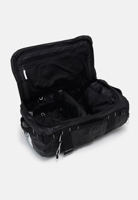 The North Face - BASE CAMP VOYAGER DUFFEL UNISEX - Rugzak - black/white - 2