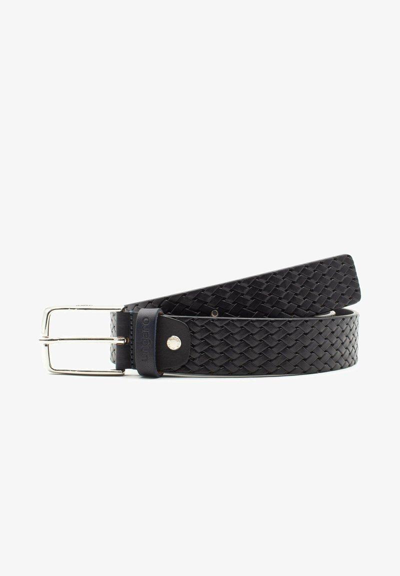 Ungaro - Braided belt - blu