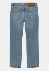 Lindex - TROUSERS STAFFAN - Jeans straight leg - light denim - 1