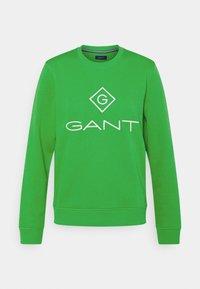 GANT - LOCK UP C-NECK - Sweatshirt - fern green - 0