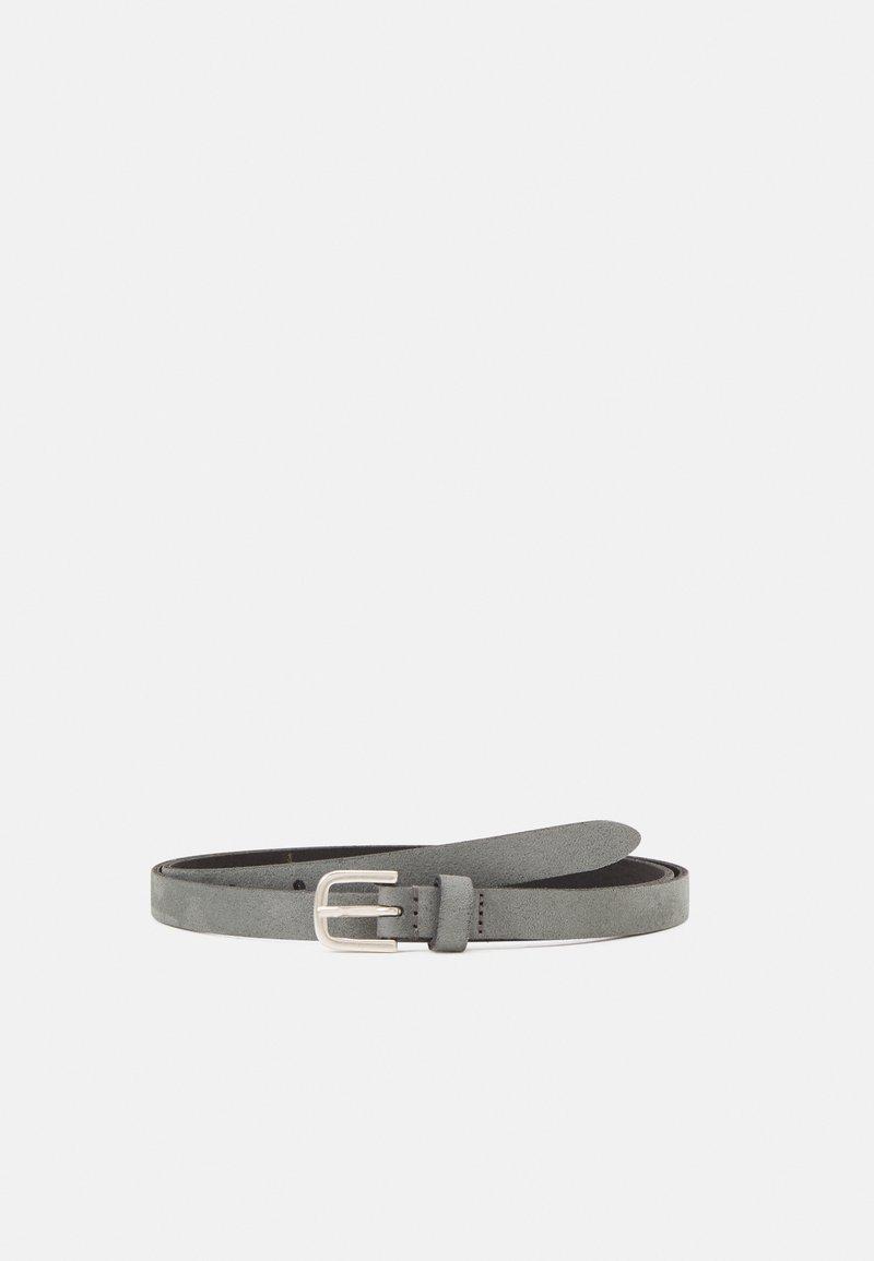 Vanzetti - Belt - medium grey
