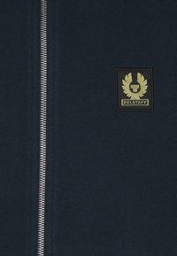 Belstaff - ZIP THROUGH - Sweater met rits - dark ink - 6