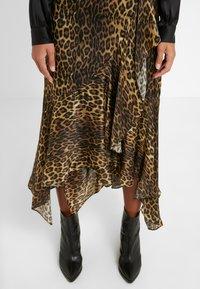 The Kooples - JUPE - A-line skirt - brown/beige - 5