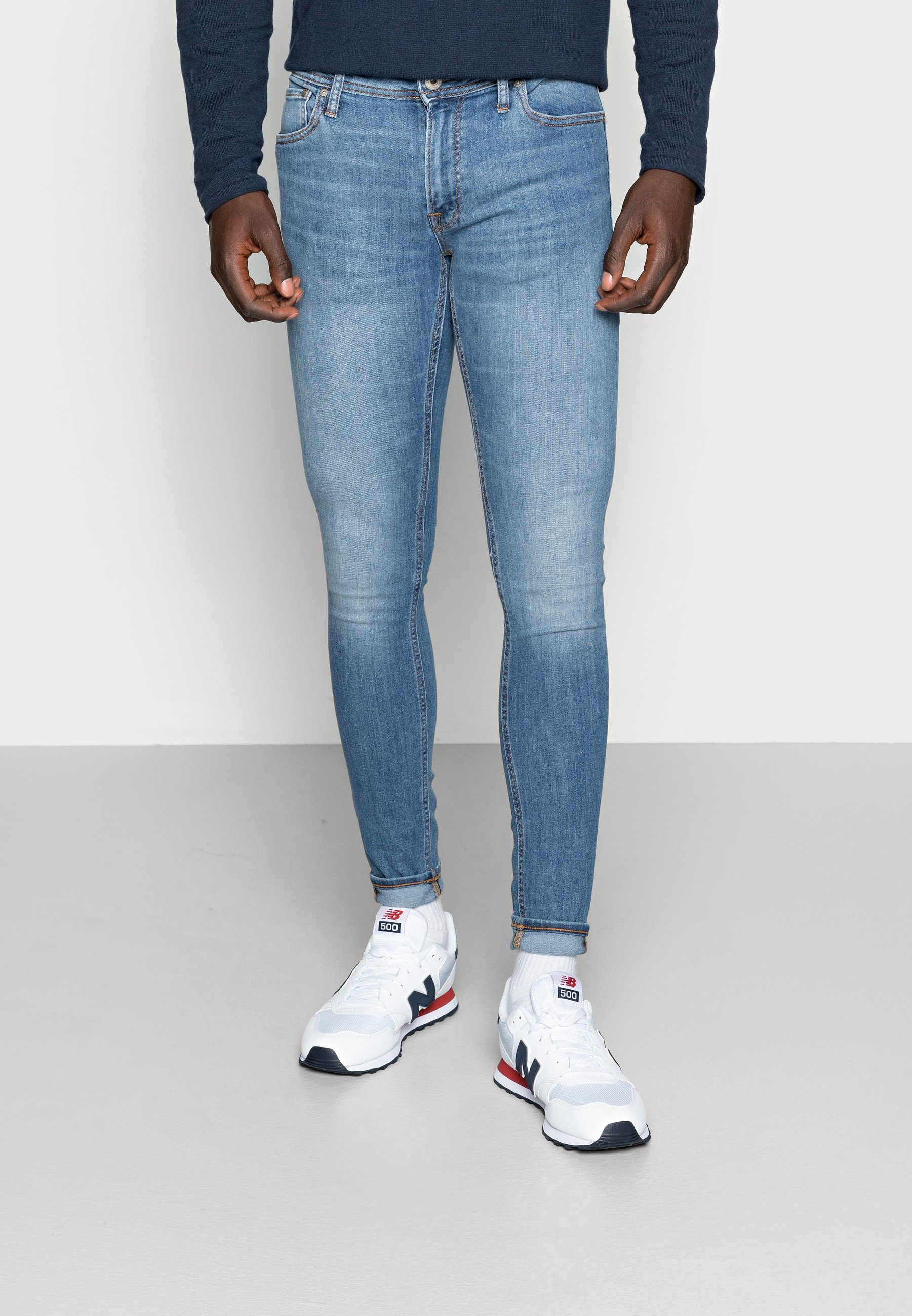 Herrer JJITOM JJORIGINAL - Jeans Skinny Fit