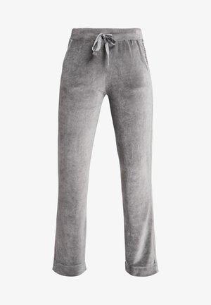 PANTALONE CINIGLIA - Pantalon de survêtement - elephant gray