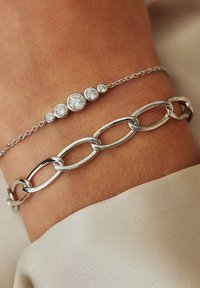 Parte di Me - Bracelet - silver-coloured - 0
