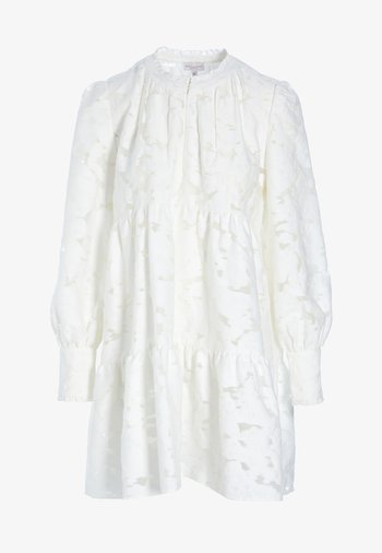 KIRA NS CO - Day dress - white