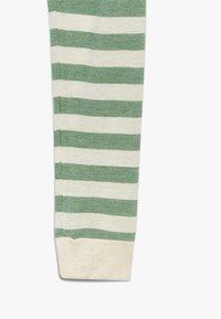 CeLaVi - BAMBOO STRIPE - Leggings - Trousers - elm green - 4