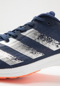 adidas Performance - ADIZERO RC 2 - Laufschuh Wettkampf - tec indigo/silver metallic/dash grey - 5