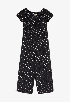 PREP SMOCKED  - Jumpsuit - black