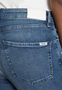 Marc O'Polo DENIM - KAJ - Jeans Skinny Fit - multi/faded mid blue - 4