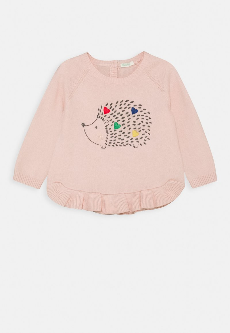 Benetton - SWEATER  - Pullover - pink