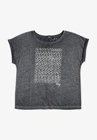 Roxy - SUMMERTIMEHAPIN - Print T-shirt - anthracite - 4