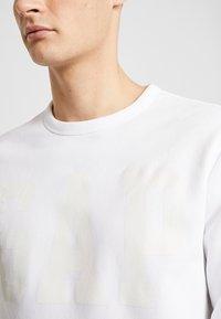 GAP - CREW - Sweatshirt - white global - 4