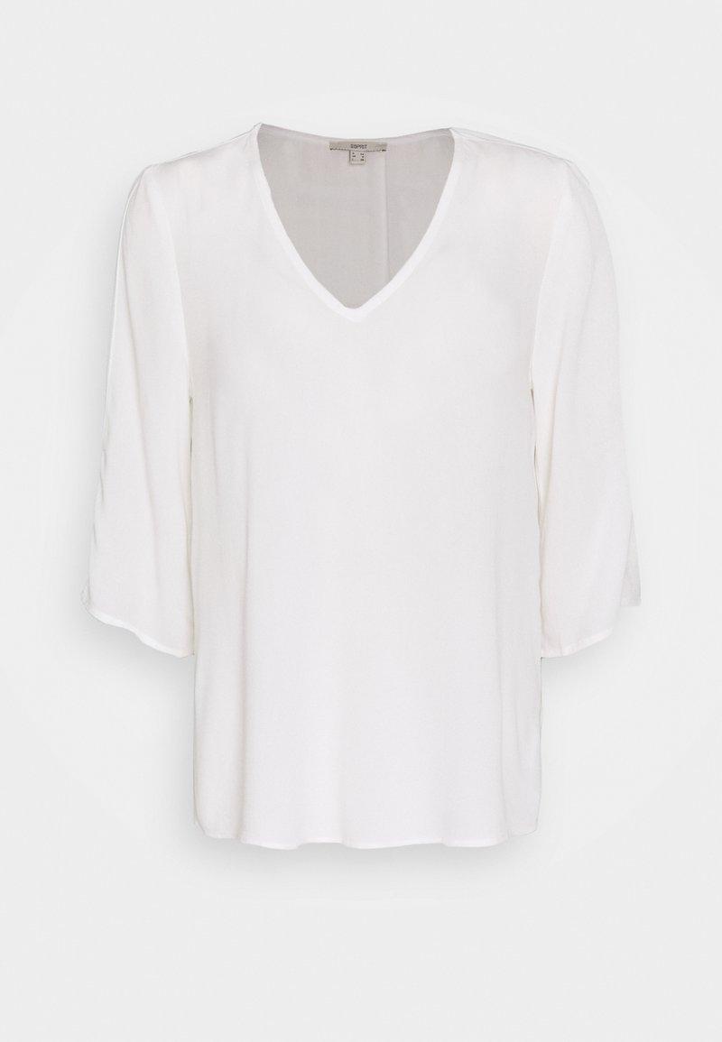 Esprit - BLOUSE - Blouse - off white