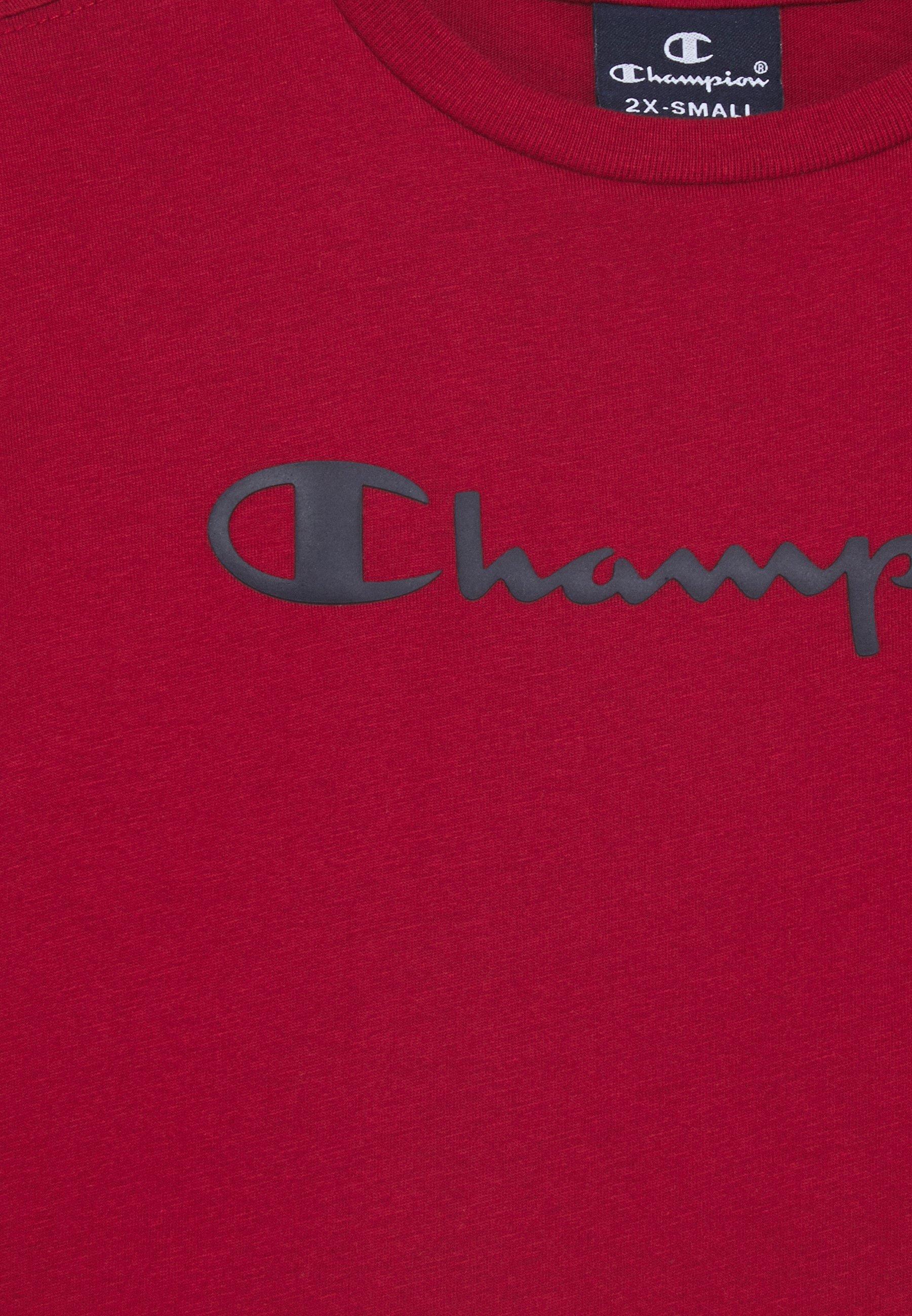 LEGACY AMERICAN CLASSICS LONG SLEEVE Långärmad tröja dark red