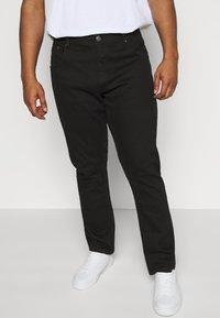Jack´s Sportswear - Straight leg jeans - clean black - 0
